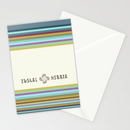 EUSKAL HERRIA Stationery Cards