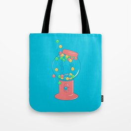 Balloon, Gumball Tote Bag