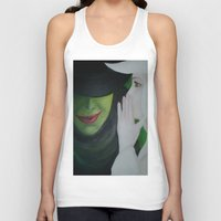 wicked Tank Tops featuring Wicked by Jgarciat