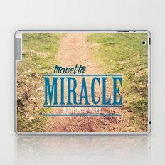 Travel to Miracle National Park Laptop & iPad Skin