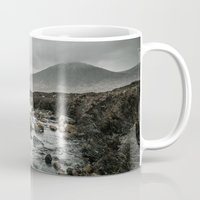 skyfall Mugs featuring Skyfall by tipptapp