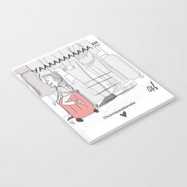 Vive les vacances Notebook