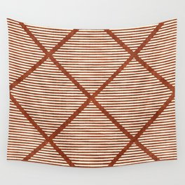 Chisel In Rust Wall Tapestry