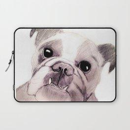 Bully Bull Dog Laptop Sleeve