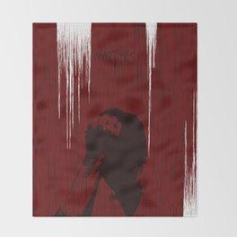 Martyr Throw Blanket