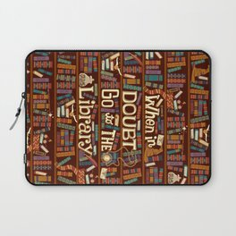 Go to the library Laptop Sleeve
