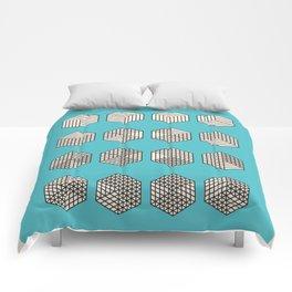 Sequential Comforters