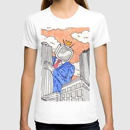 Corrupt Corporate T-shirt