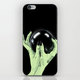 Crystallomancy iPhone Skin