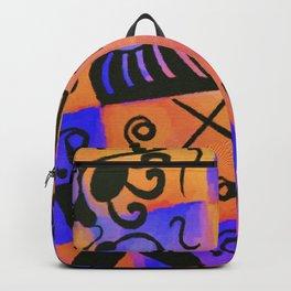 Geometric Fun Backpack
