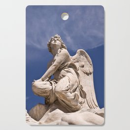 WHITE ANGEL of SICLY Cutting Board