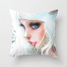 Abarbarea Throw Pillow