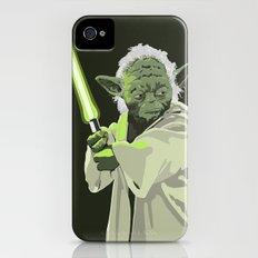 Yoda of Star Wars Slim Case iPhone (4, 4s)