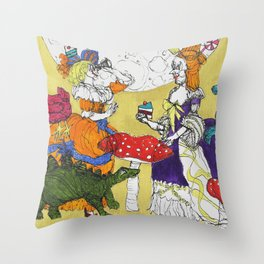 Soirée Throw Pillow