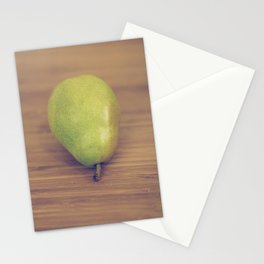 Pear Stationery Cards