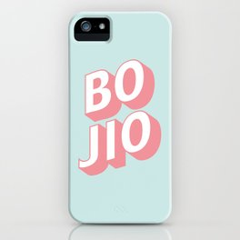 BO JIO iPhone Case