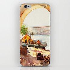 Vintage Stresa Italy Travel iPhone & iPod Skin