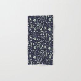 Fairy Garden: Midnight Hand & Bath Towel