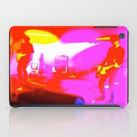 concert iPad Cases featuring Concert by Kelsey Musselman