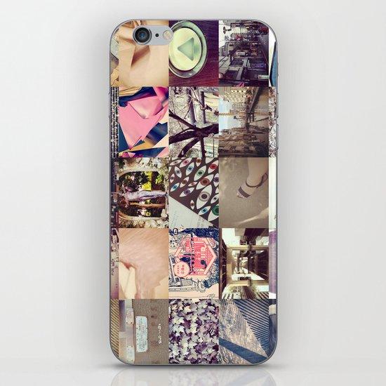 SEEN iPhone & iPod Skin