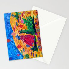 What's in the Desert Stationery Cards