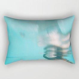 Edge of the Pool Rectangular Pillow