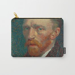 Self-Portrait Carry-All Pouch