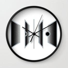 Vertical Wall Clock