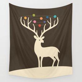 My Deer Universe Wall Tapestry