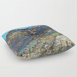 Mt. Baker Floor Pillow