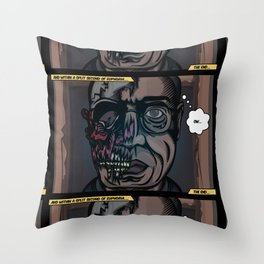 And within a split second of Euphoria.... Throw Pillow