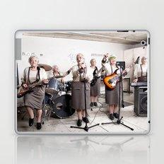 Rock Band Laptop & iPad Skin