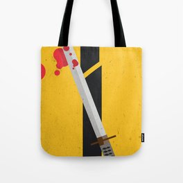 KILL BILL Tribute Tote Bag