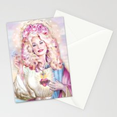 Saint Dolly Parton  Stationery Cards