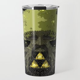 Deku Tree Full Colour Travel Mug