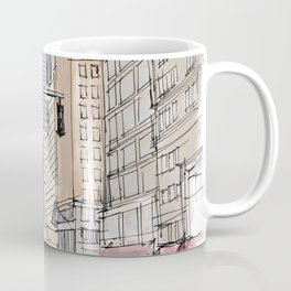 I have visited the city many years ago, I love New York Coffee Mug