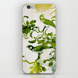 Birds (alternative) iPhone Skin