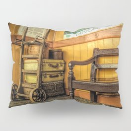 Days Away Pillow Sham
