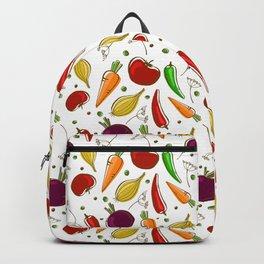 Fun vegetables Backpack