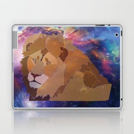 The Lion Is High Laptop & iPad Skin