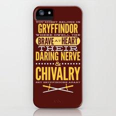 Gryffindor Slim Case iPhone (5, 5s)