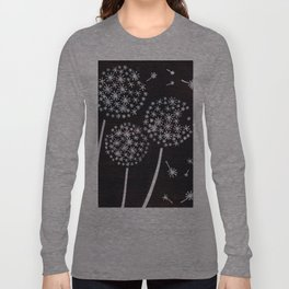 Dandelion Puff Long Sleeve T-shirt