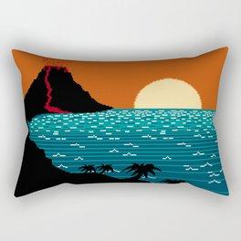 Tropic Feast Rectangular Pillow