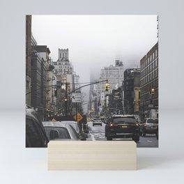 New York City Street Mini Art Print