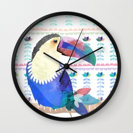 • CR Tucan • Wall Clock