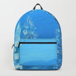Aspen Acrylic Backpack