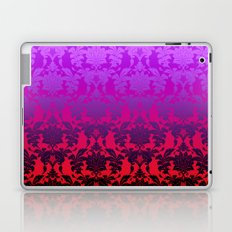 Ombre Damask2 Laptop & iPad Skin