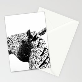 Horse Head. Stationery Cards