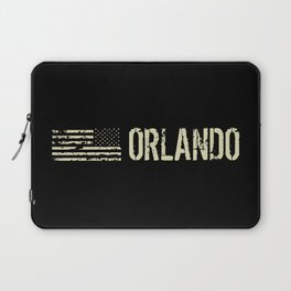Black Flag: Orlando Laptop Sleeve