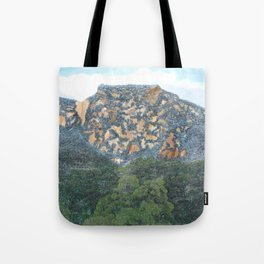 Mt. Walsh in Biggenden Queensland Tote Bag